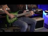 Kiko Loureiro - Megadeth Hangar 18 - Practicing at home