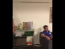 Съёмки Тест на беременность -2