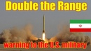 Iran's Navy Killer Missiles Now Have Double the Range