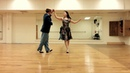 Así se baila el Son Cubano Tradicional - La cubana es la perla del Edén - (Akiko y Yoel)