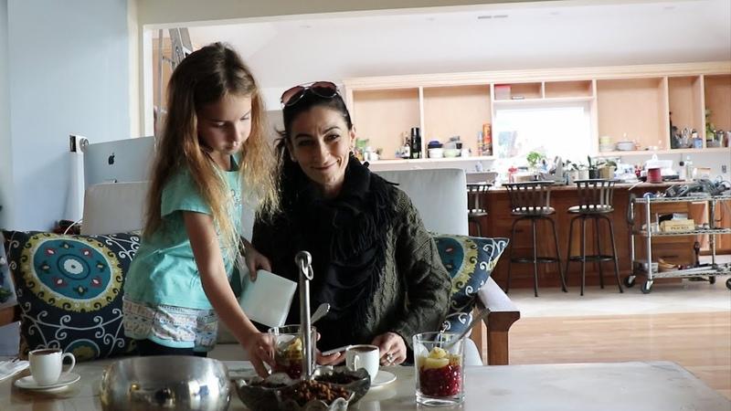 Հարևանական Սուրճ - Heghineh Armenian Family Vlog 216 - Mayrik by Heghineh