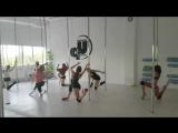 медленные танцы) группа exotic pole dance Atmos Vera