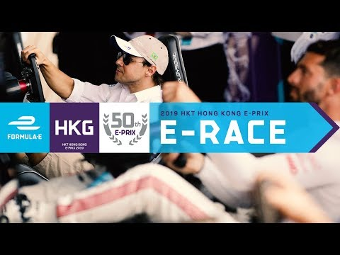 🔴 FE 2018/19. 05. еПри Китая, пилоты против фанатов (E-Race!)