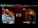 Def Jam Vendetta 54. WC vs Capone (Vendetta Tournament)