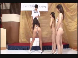 Японское инцест-шоу - угадай маму часть 4