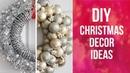 DIY Christmas Decor Ideas   So Easy Inexpensive