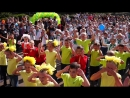 Ярмарка - дары осени пожилым людям, сентябрь 2018, РДШ флеш-моб
