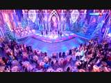 Полина Гагарина - Выше головы remix (Голубой огонёк 2019)