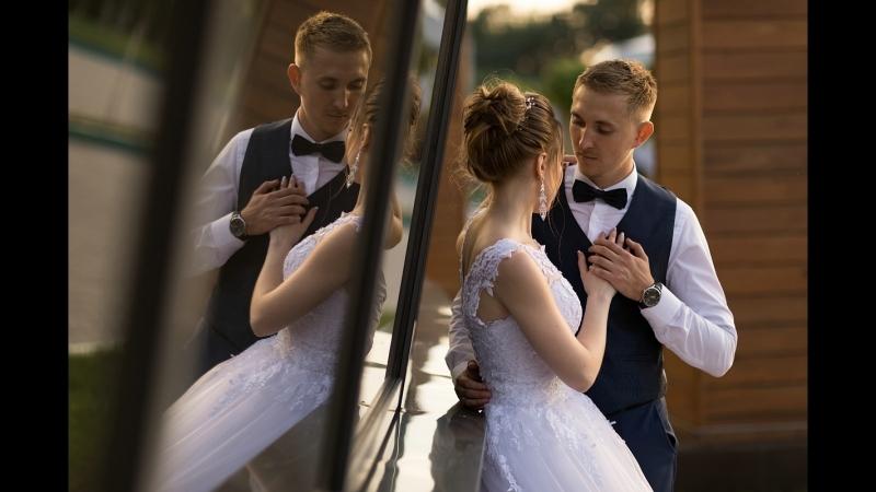 Слайд-шоу свадебного дня Юлии и Евгения