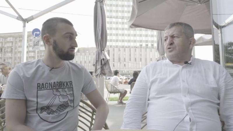 Абдулманап Нурмагомедов про Александра Волкова