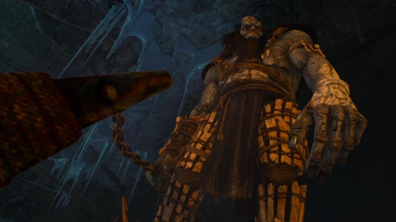 The Witcher 3 2018.12.06 - Великан