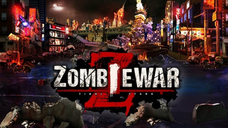 Zombie War Z android game first look gameplay español
