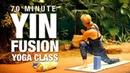 Yin Fusion Yoga Class 70 Min - Five Parks Yoga