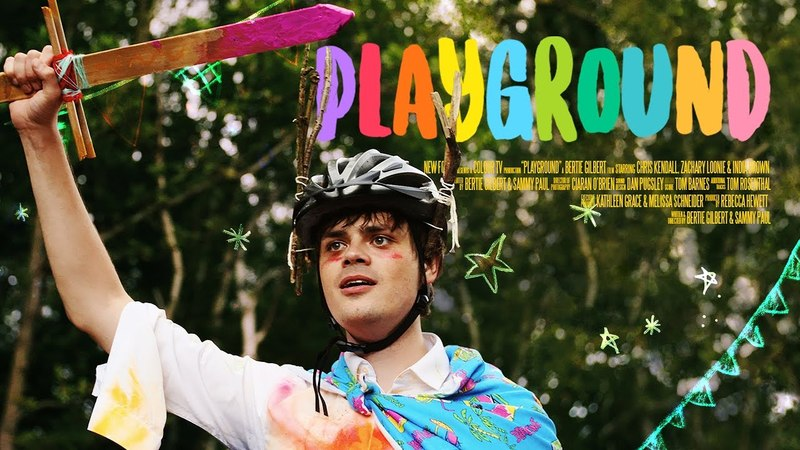 PLAYGROUND - a bertie gilbert film (2017)