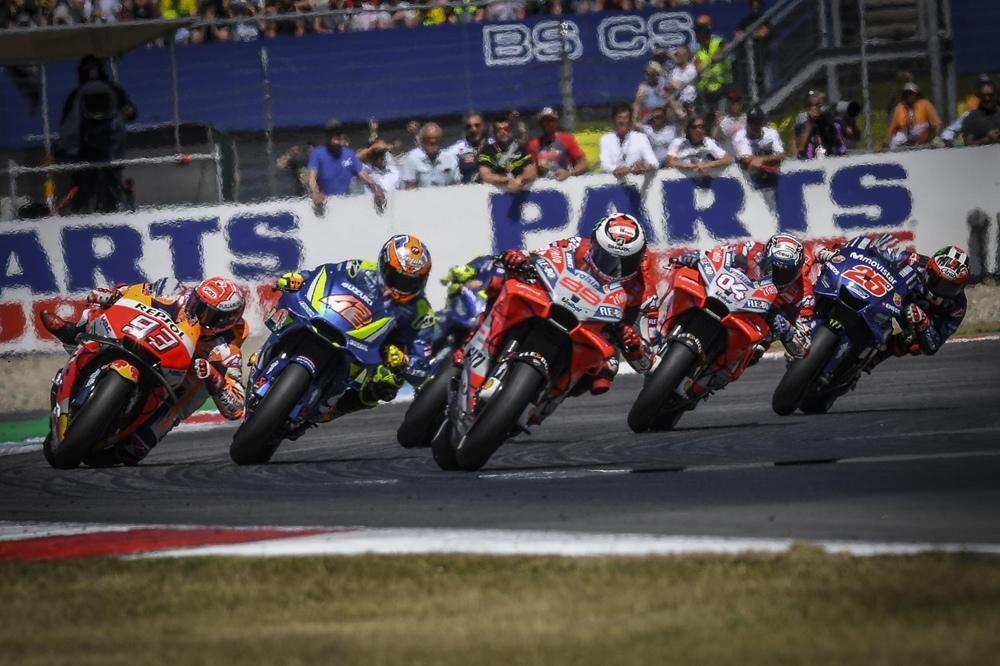 Фотографии Гран При Ассена 2018