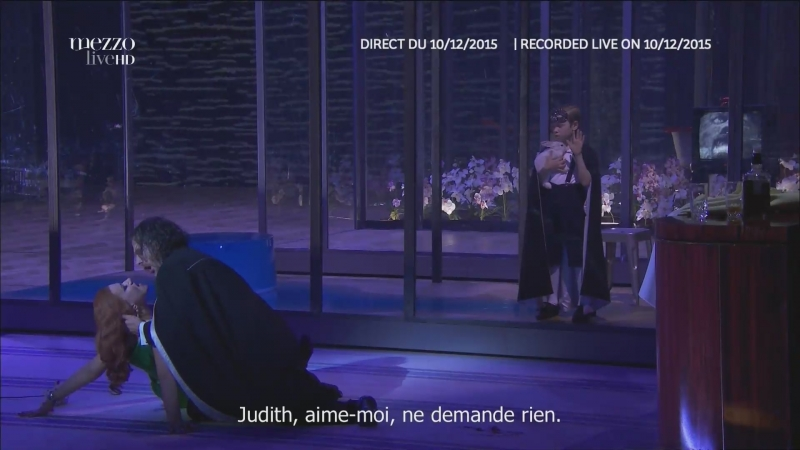 Bartok - Le Chateau de Barbe-Bleue - Poulenc - La Voix humaine (Opera National de Paris), 2015