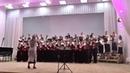 C.Orff, O, Fortuna! (Carmina Burana), Детский хор Исток (СПб) и Любит. хор Карел.гос.филармонии
