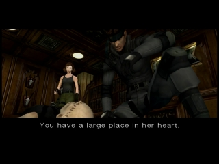 Metal Gear Solid The Twin Snakes Psycho Mantis Death