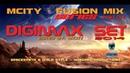 MCITY FUSION MIX PART O4 DIGIMAX SET 2O14