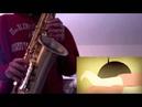 Hakkin/Platinum Disco - Saxophone (Nisemonogatari) w/ Sheet Music