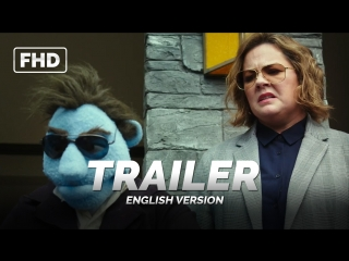 ENG | Трейлер: «Игрушки для взрослых» / «The Happytime Murders», 2018