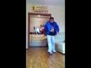 Ваграм Петросян a.k.a. Shah popping (home popping freestyle) part 4