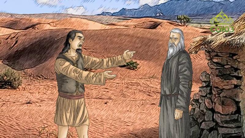 Мульткалендарь. 29 сентября 2018. Преподобный Дорофей Египетский, пустынник