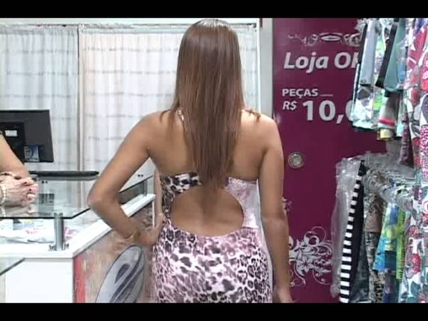 Enseada na Feira Forte 2013. Programa da apresentadora Aretuza Nogueira, Rede Litoral.