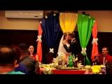 Наша свадьба, самый лучший день!!!)))