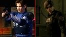 Resident Evil 2 1998 vs Resident Evil 2 Remake 2019
