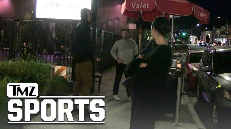 Blake Griffin Toughs Out Knee Injury for Date with Kendall Jenner | TMZ Sports