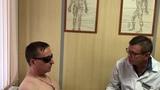 Откровенное видео! Виктор Тартанов проходит процедуры в клинике