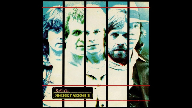 Secret Service - 1981 - I Know - Album Version