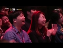 180429 [MBC King of Masked Singer] Gagman Lee Sang-hoon dancing to BTS DNA CUT - he nailed it @BTS_twt 방탄소년단 PremiosMTVMiaw MTVB