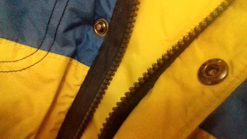 Вшиваю молнию без распарывания/шью без правил/своими руками/ремонт одежды/замена молнии