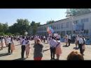Прощальный школьный вальс. Гимназия №1 города Алматы. 25 мая 2018.