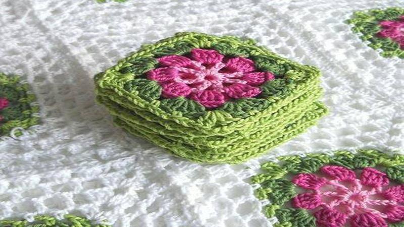 Granny En Crochet - Patrones