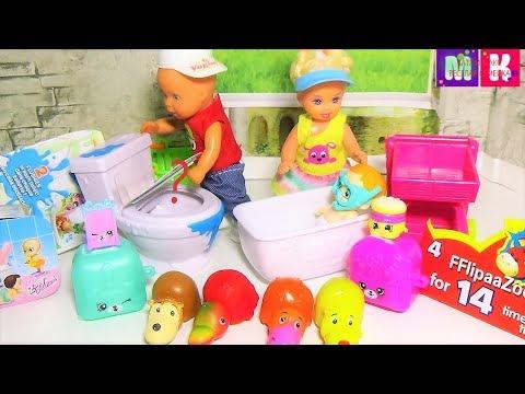 КАТЯ И МАКС ИГРУШКИ. Мультики куклы Барби распаковка новые серии
