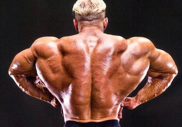 wide back workout