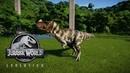 Jurassic World Evolution Меняем окрас и увеличиваем популяцию динозавров 14