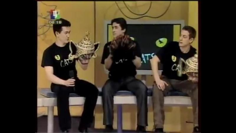Настроение (ТВЦ, 15.02.2005) Мюзикл Cats в Москве