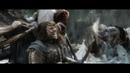 Гномы крушат армию Азога на колеснице повозке Вырезанная сцена Хоббит Битва Пяти Воинств