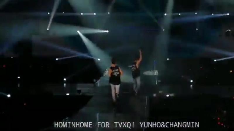 180817 Somebody to love - TVXQ! Concert CIRCLE welcome in - - 東方神起 동방신기 TVXQ MAX 최강창민 창민 심창민 CHANGMIN チャンミン 昌珉 정윤호 윤호 유노윤호 yunho