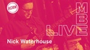 Nick Waterhouse performing Man Leaves Town live on KCRW