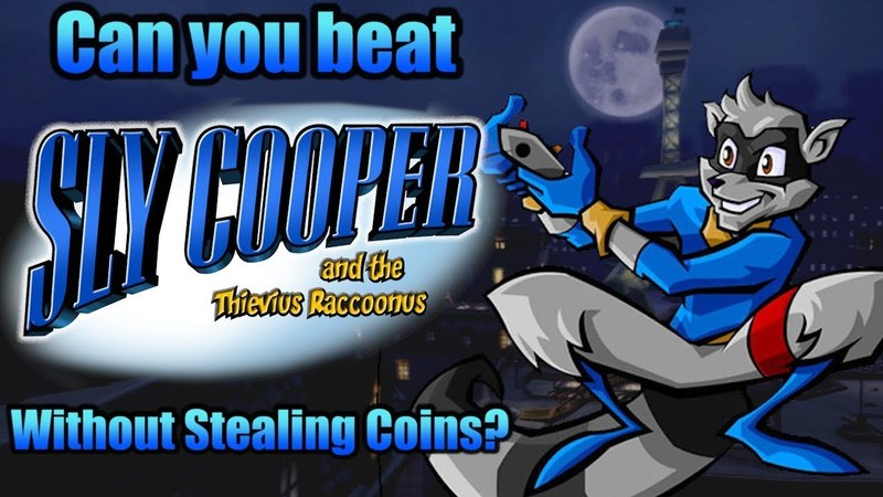 VG Myths - Can You Beat Sly Cooper Without Stealing Any Coins?
