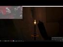 Девчуля играет в Dont Knock Twice VR