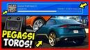 НОВОЕ МИНИ ОБНОВЛЕНИЕ Pegassi Toros Новогодний Контент Режим Быстрее Таймера GTA Online