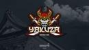 Логотип для Yakuza paintball team