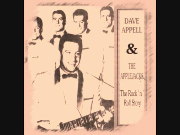 Dave Appell The Applejacks The Rock And Roll Story