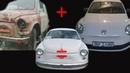 ЗАЗ 965 тюнинг Горбатый Жук в пластиковом обвесе